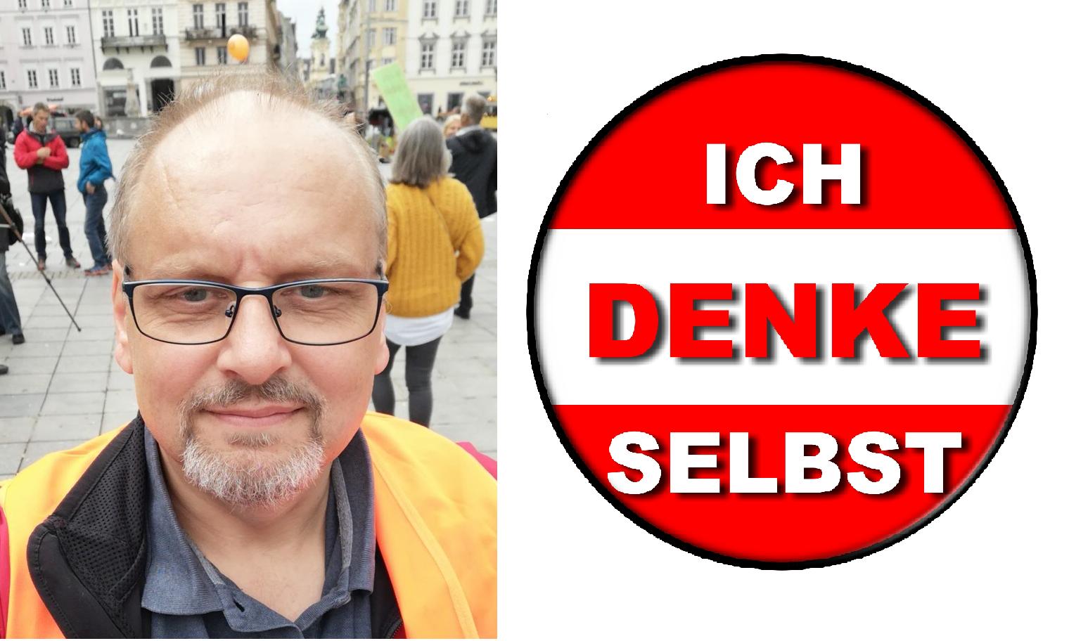 Jürgen LEssner - ichdenkeselbsts.at